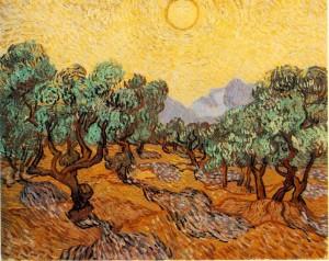Oliviers de Van Gogh